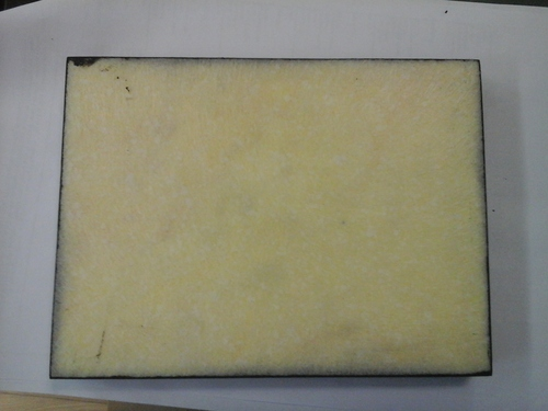 Glass Wool Ceiling Tiles Back