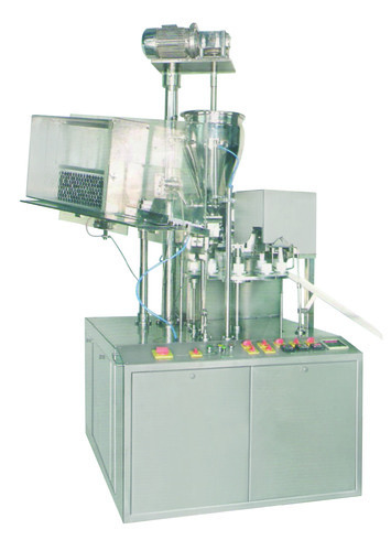 Automatic Aluminum Tube Filling Machine
