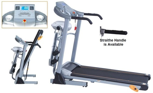 MOTORIZED TREADMILLS (FOLDING DESIGN)