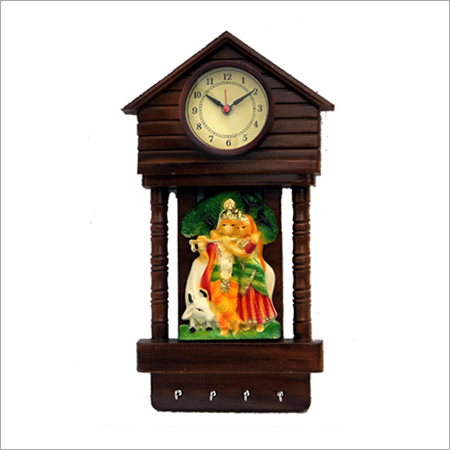 Wood Designer Clock