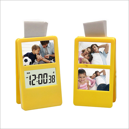 Paper Clip Clock