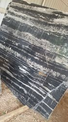 Black Porto Waves Marble