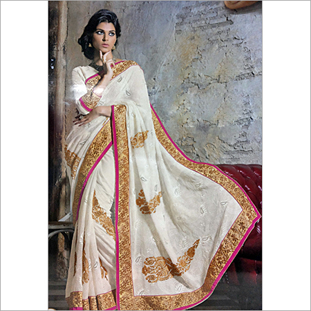 Fancy Aesthetic Pattern Sarees