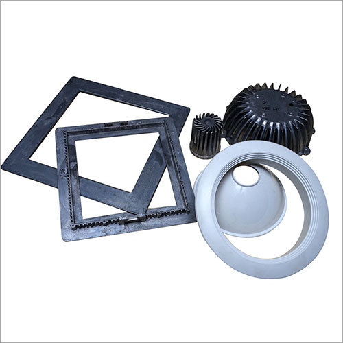 LED Parts in Plastic