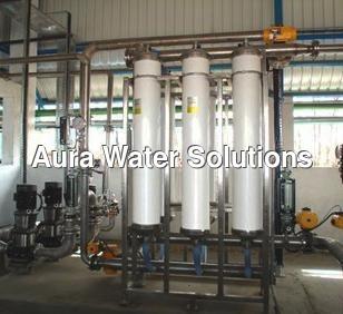 Ultra Filtration Plants