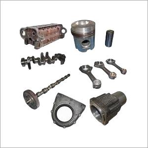 Diesel Engines Generator Spares