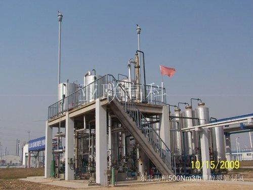 Industrial Hydrogen Generation Plant