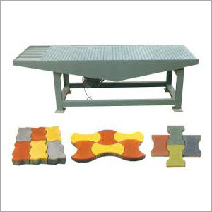 Concrete Paver Vibrating Table