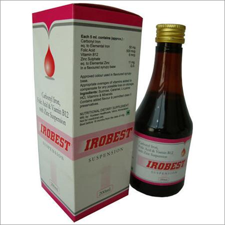 Irobest Syrup
