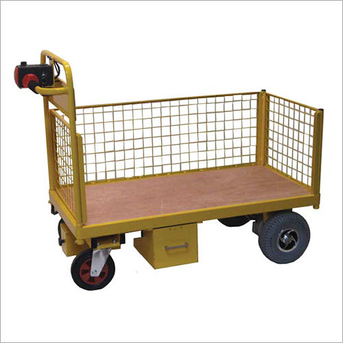 Automatic Batter Powered Trolleys