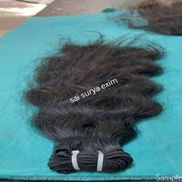 Machine Weft Hair Extesions