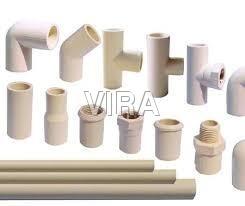 Industrial PVC Pipe Fittings