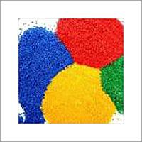 Colored Reprocess Granules