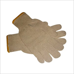 HOSIERY COTTON KNITTED HAND GLOVES