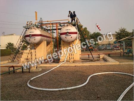 Hydrotesting Of Lpg Tanks