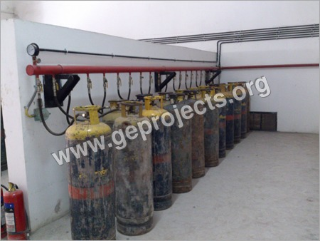 Gas L.O.T Manifold