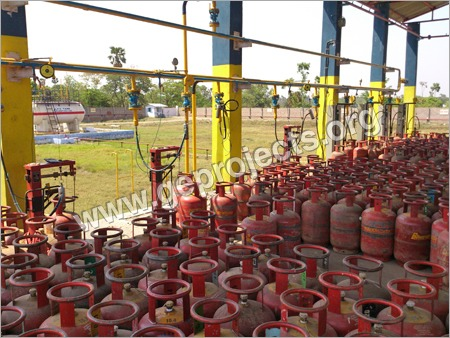 Lpg Cylinder Manual Filling Manifold