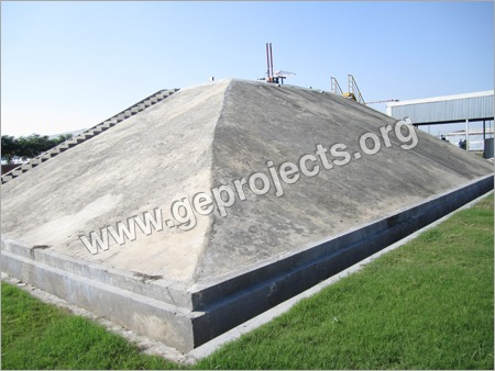 Mounded Tank Installation