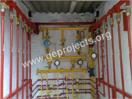 Gas Pressure Reducing Stations