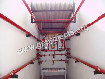 LPG Reticulated System