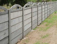 Cement Boundary Walls