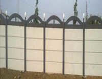 Prefabricated Boundary Walls
