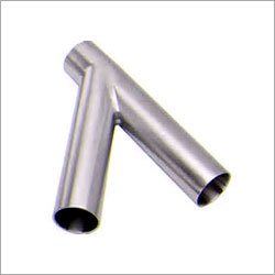 Stainless Steel Y Type Fittings