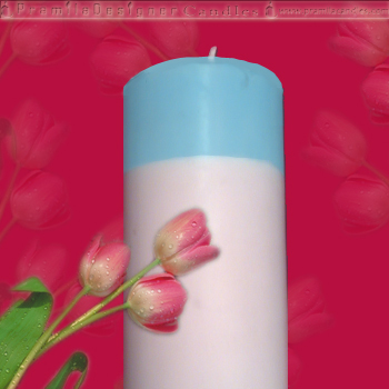 Layrered Candle