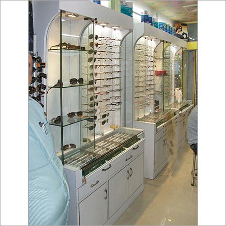 Eyeglass Display Racks