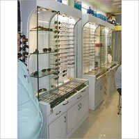 Eyeglass Display Racks