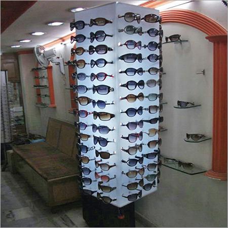 Optical Shop Displays