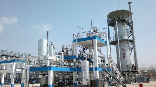 NG SMR Hydrogen Generation Plant