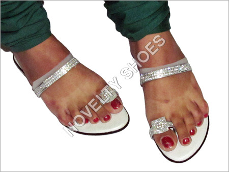 Ladies Belly Sandals