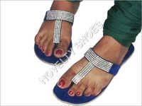 Designer Flat Ladies Sandal