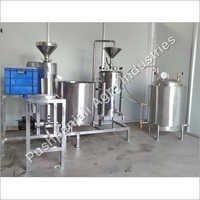 Soya Milk Boiler Machine