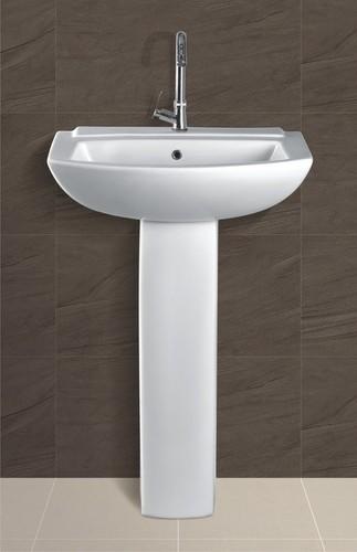 Square  pedestal Wash basins