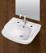 White Wash Basin