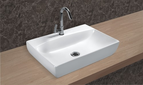 Platform wash basin