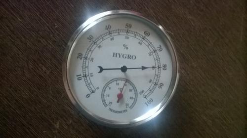 Hygro Temp Meter