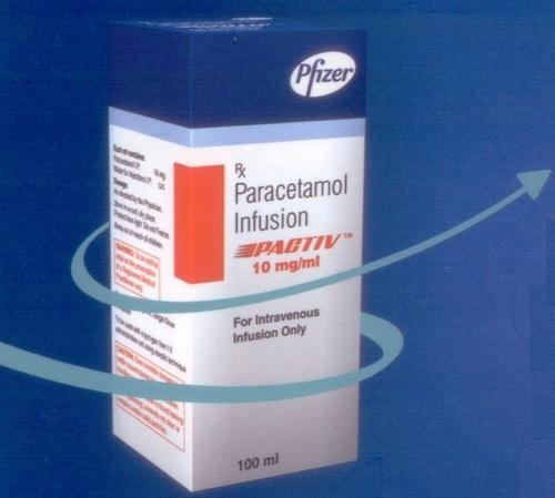 Perfalgan Paracetamol 1000 mg Infusion