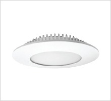 Recessed LED with Acrylic Diffuser