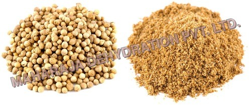 Coriander Seeds and Powder