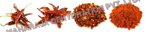 Red Chili Whole Flakes Powder