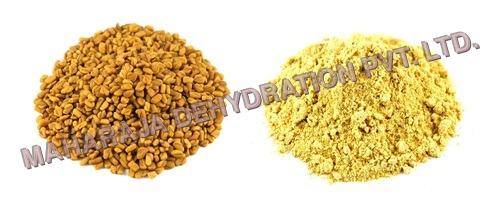 Fenugreek Seeds and Powder