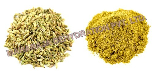 Fennel Seeds and Powder
