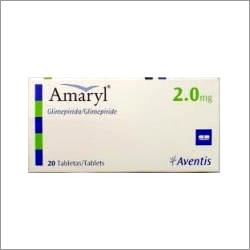 Amaryl 2.0GM Tablets