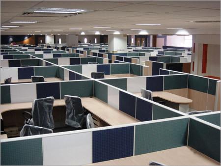 Modular Cubicle Desks