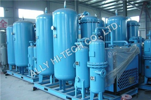 Oxygen Gas Production Plant