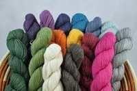 Dyed Yarn & Bleached Yarn