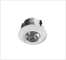 LED Recess with Spot Light Fixture